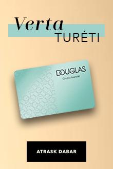 DOUGLAS Grožio kortelė