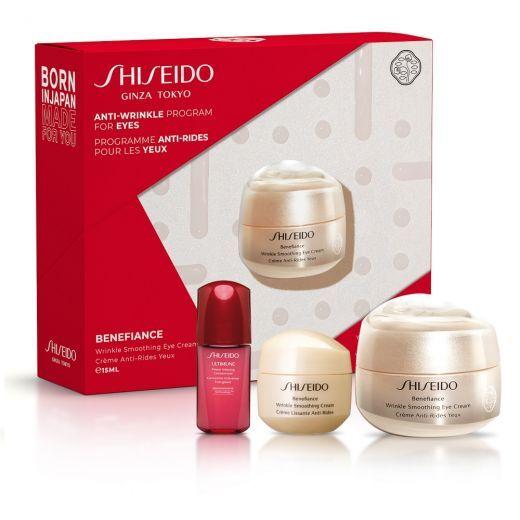 Benefiance Wrinkle Smoothing Eye Cream Set