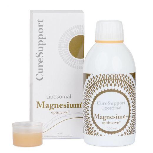 CureSupport Liposomal Magnesium + Optinerve®