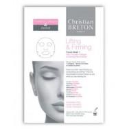 Stangrinamoji veido kaukė su kolagenu Christian Breton