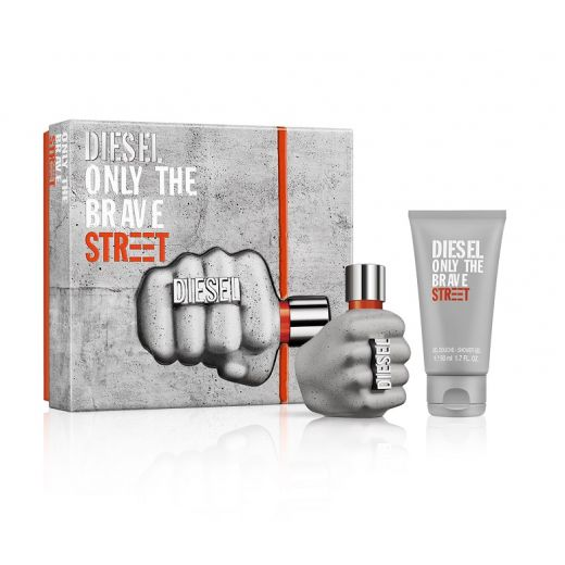 Only The Brave Street EDT 35ml Set