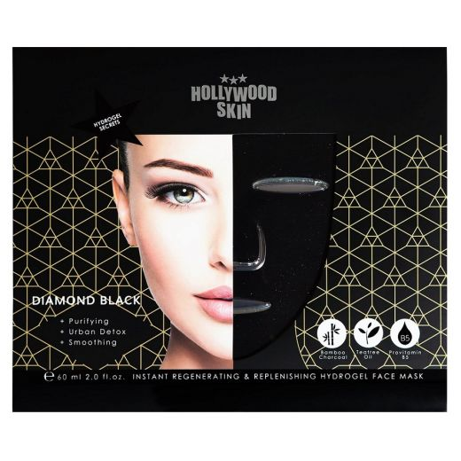 Diamond Black Hydrogel Face Mask