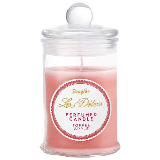 Karamelizuotų obuolių kvapo žvakė Douglas Les Delices