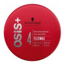 Itin stiprus kreminis plaukų vaškas Schwarzkopf