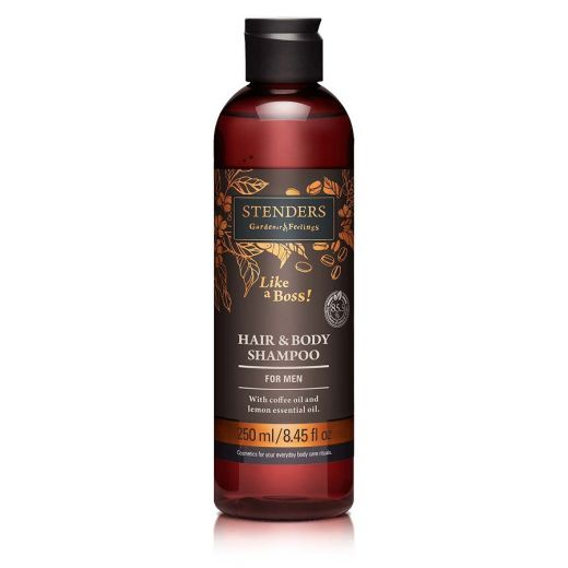 Hair And Body Shampoo For Men