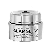 Naktinis dviejų dalių veido drėkiklis GLAM GLOW