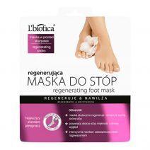 Regenerating foot mask