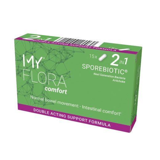 My Flora Comfort Sporebiotic N15