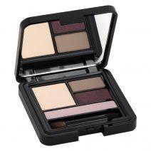 Quattro Harmony Of 4 Colors Eyeshadow Palette
