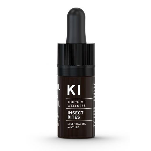 Insect Bites Essential Oil Mixture
