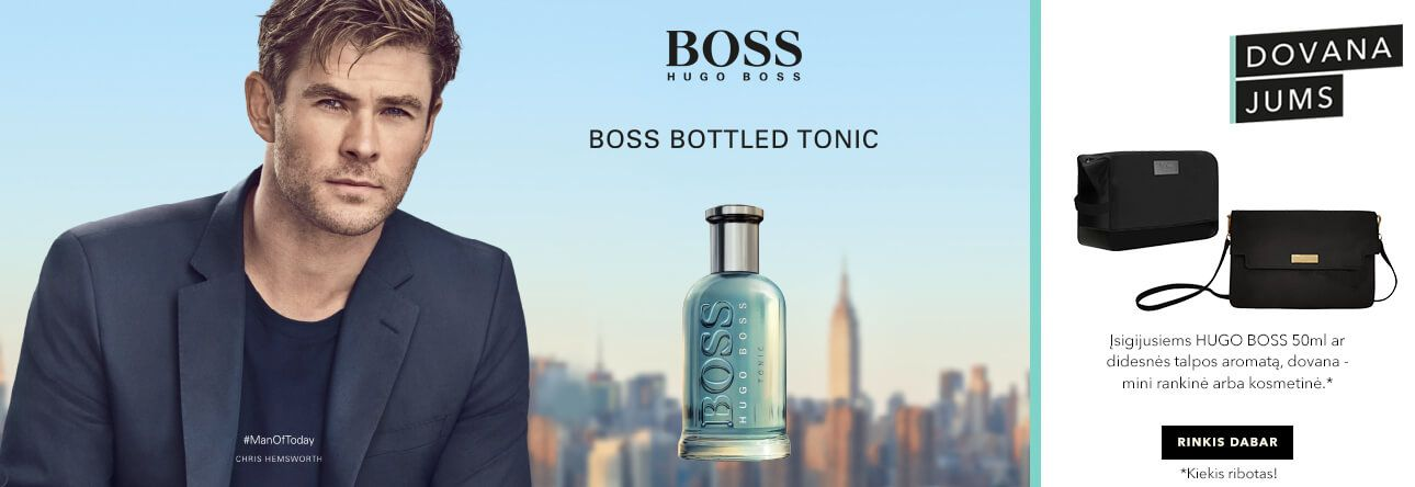 Hugo Boss dovana