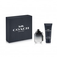 Coach Man EDT 60ml Set