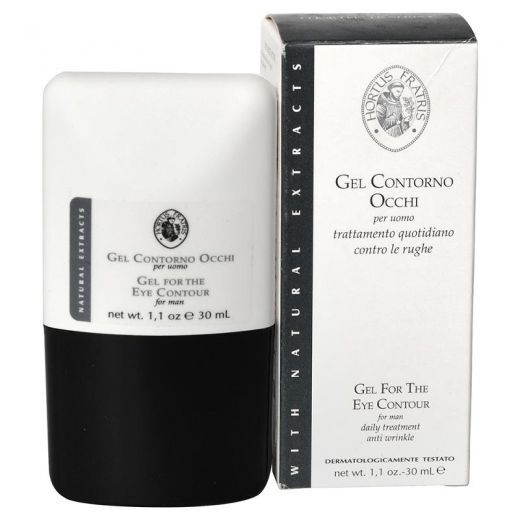 Gel for the Eye Contour for man