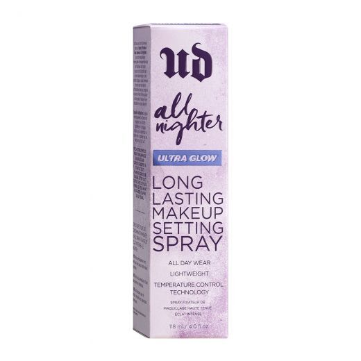All Nighter Ultra Glow Long Lasting Makeup Setting Spray