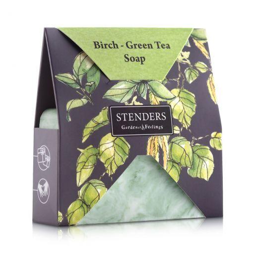 Birch - Green Tea Soap