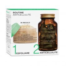 Pure Actives Anticellulite Capsules + Anti-Water Talasso Scrub Set