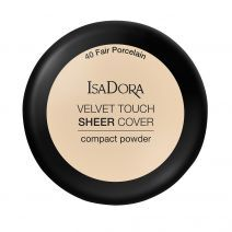 Velvet Touch Sheer Cover Compact Powder