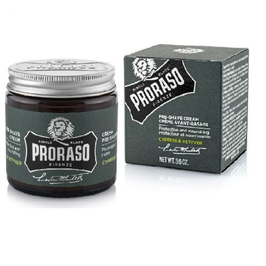 ProrasoCypress & Vetyver Pre-Shave Cream