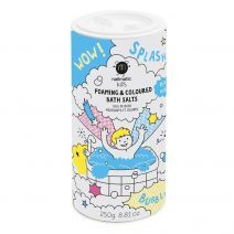 Foaming & Coloured Bath Salts Blue