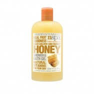 Honey Shower Bath Gel