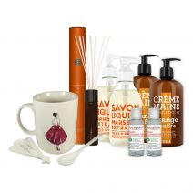 Scented Hand & Mind Care Set