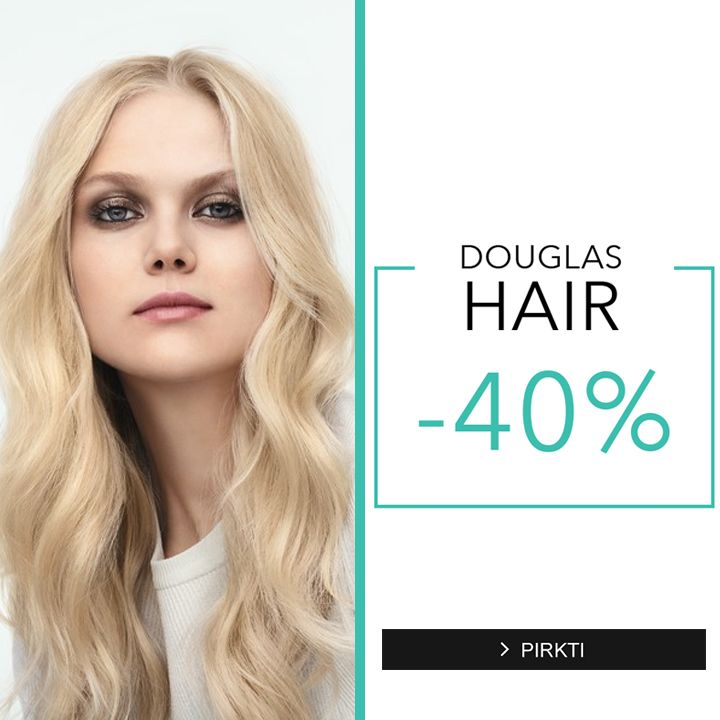 Douglas Hair akcija -40%