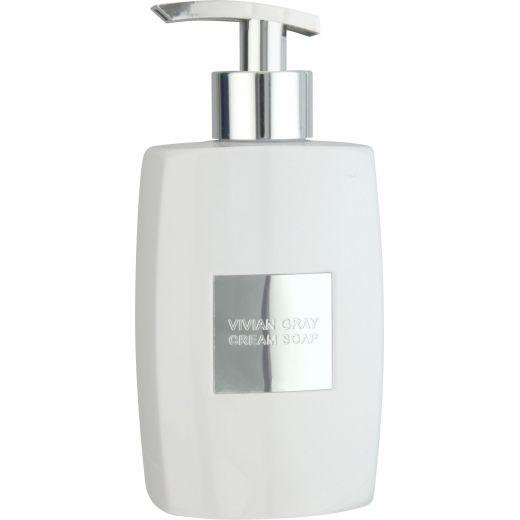 Style Silver Cream Soap