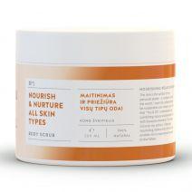 Nourish & Nurture All Skin Types Body Scrub