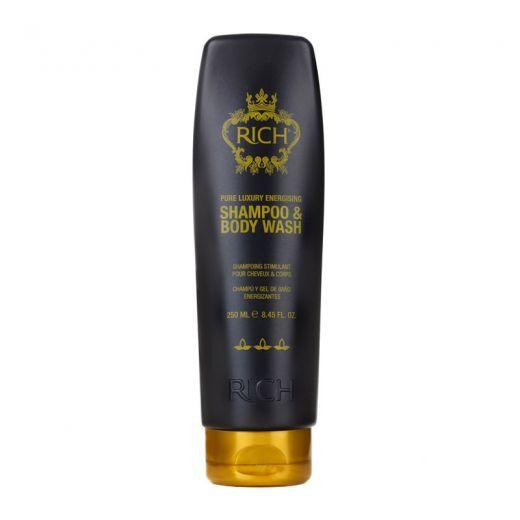 Energising Shampoo & Body Wash