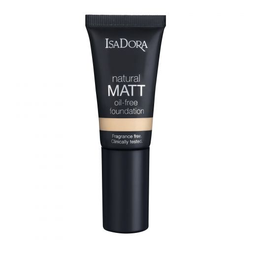 Natural Matt Oil-Free Foundation 20ml
