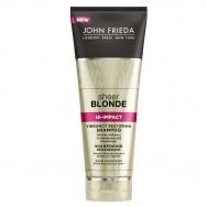 Spindesį atkuriantis šampūnas šviesiems plaukams John Frieda