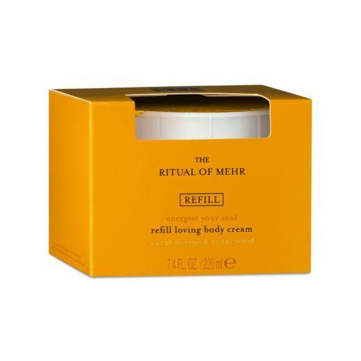 The Ritual of Mehr Body Cream Refill