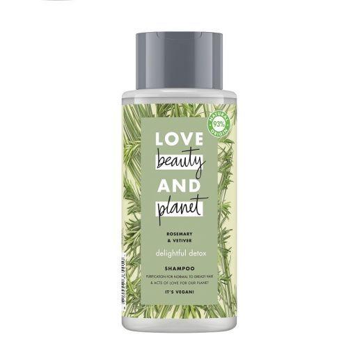 Rosemary & Vetiver Shampoo