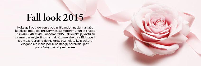 Lancome ruduo 2015