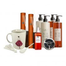 Scented Hand & Mind Care Set. Medium