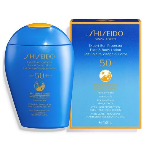 Expert Sun Protector Face and body lotion SPF50