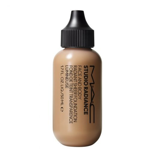 Studio Radiance Face And Body Radiant Sheer Foundation N2