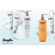 DOUGLAS Essential - nauja odos priežiūros priemonių linija