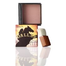 dallas dusty rose face powder