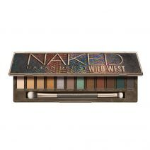 Naked Wild West Eyeshadow Palette