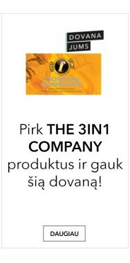 THE 3IN1 COMPANY dovana