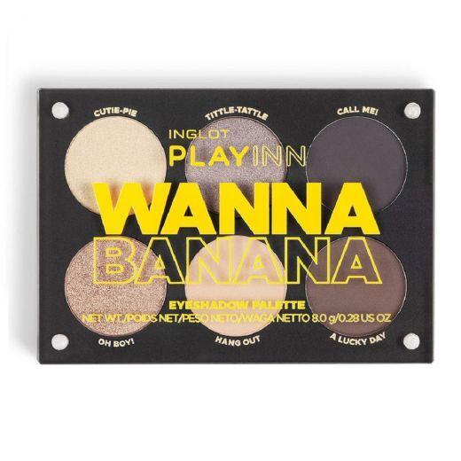 Wanna Banana. Eye Shadow Palette