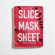 Refreshing and moisturizing slice sheet masks