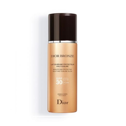 Bronze Beautifying Protective Milky Mist Sublime Glow SPF30