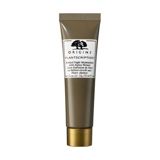 Plantscription Retinol Night Moisturizer with Alpine Flower