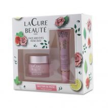 Face And Eyes Rose Duo Set