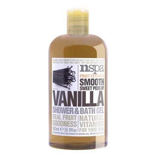 Vanilla Shower Bath Gel