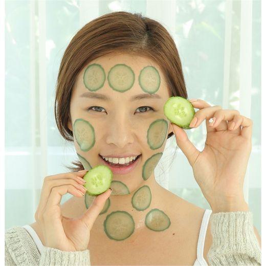 Effectively moisturizing slice sheet masks