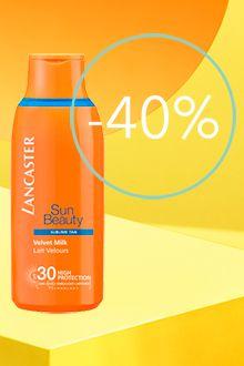 -40% LANCASTER Sun Beauty Velvet Milk SPF30