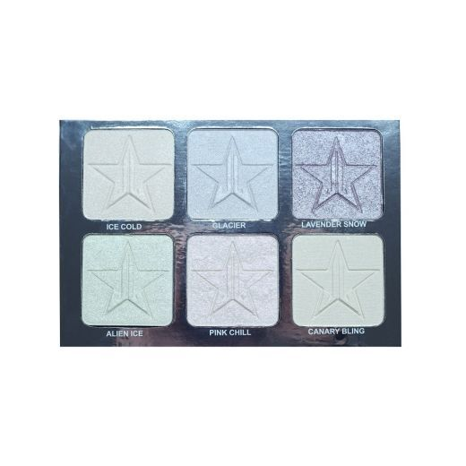 Platinum Ice Skin Frost Pro Palette